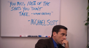 the office michael scott funny quote comedy steve carrell