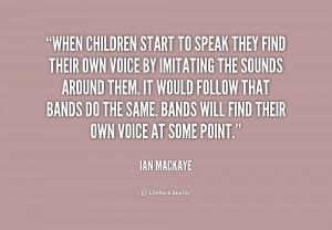 Ian MacKaye Quotes