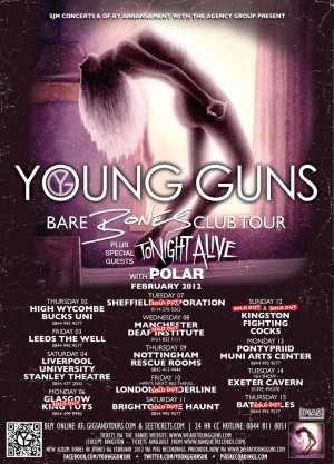 Young Guns Download Festival