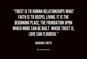quotes relationships trust