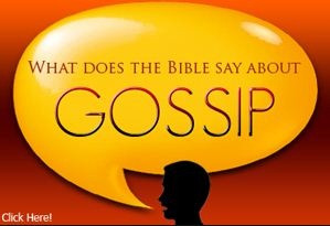 Bible Verses about Gossip And Lies.