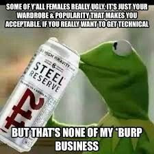 But That's None of My Business Tho....