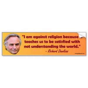 Richard Dawkins quote