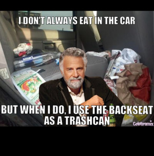 From Dos Equis-commercial fame, the most interesting man in the world ...