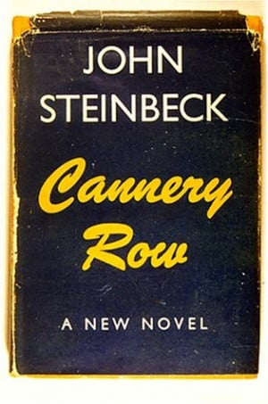 Mme. Bookling ~'s Reviews > Cannery Row