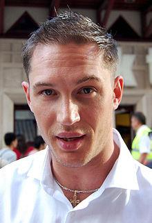 Tom Hardy nel luglio 2010
