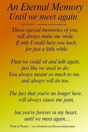 ... Grandma Pass Away Quotes, Dads, Eternity Memories, Mom, Friends Pass
