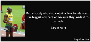 More Usain Bolt Quotes