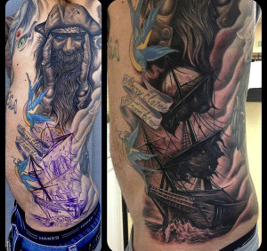 ... tattoos pictures pirates of the caribbean pirates of the caribbean