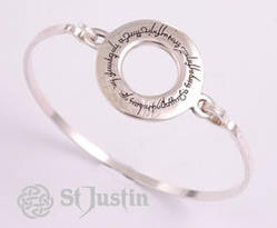 Elvish Love Bangle