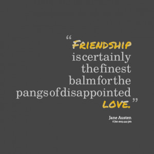 Disappointed Friendship Quotes