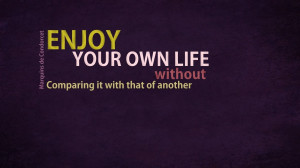 ... Your Life Quote Wallpaper with resolution of 1920x1080 for your
