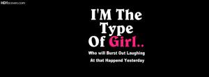 Iam The Type Of Girl