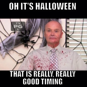 Photo found with the keywords: creed bratton best quotes
