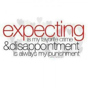 Always my punishment