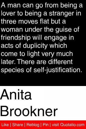 ... are different species of self justification # quotations # quotes