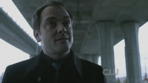 Crowley about to close a deal.