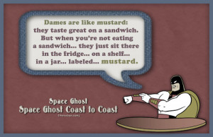 Hero Quotes : Space Ghost