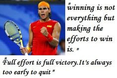 rafael nadal more sports quotes rafaeli nadal quotes attitude