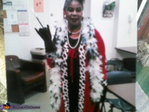Cruella Deville Costume For
