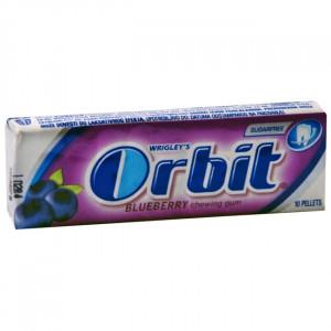 Orbit Blueberry Chewing Gum 14g