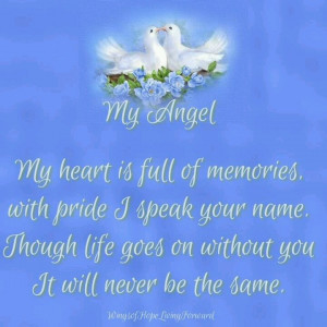 ... resting in heaven we love you and miss you greatly 8 11 34 5 3 13