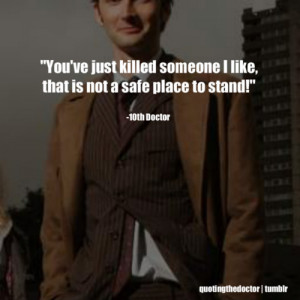 10th Doctor Quotes Who quote,10th doctor,