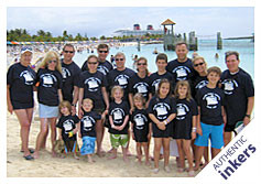 Design Family Vacation T-Shirts Online