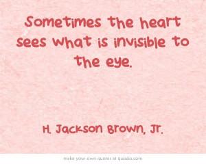 Look into my heart .... Lyn Nikoloff