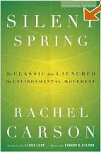 silent spring rachel carson essay