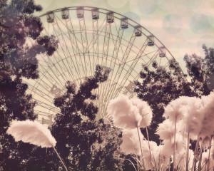 Lovely Vintage Photos of Ferris Wheels