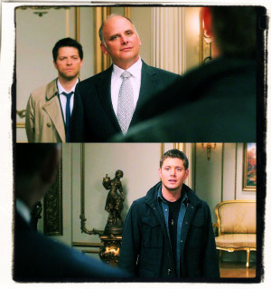 "DEAN : Well, how 'bout this? """"The suite life of Zach and Cas ..."