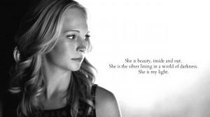 "Klaus & Caroline ""Prodigy"" by Marie Lu"