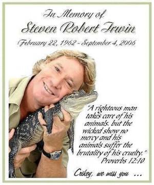 ... do miss the Croocdile Hunter, Steve Irwin. #crikey #dangerdangerdanger