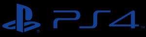 PlayStation 4 Logo Blue