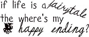 Where's my happy ending? photo wheresmyhappyending.jpg