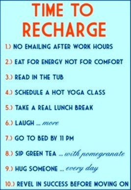 How to recharge ...
