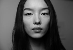 beauty Model makeup Backstage fei fei sun dries van noten sun fei fei ...