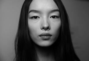 beauty Model makeup Backstage fei fei sun dries van noten sun fei fei ...