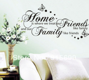 Home-Is-Where-Love-Resides-Memories-Are-Created-Vinyl-Quote-Family ...