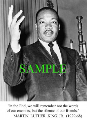 Details about MARTIN LUTHER KING