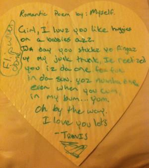 Valentines Day Poems For Boyfriends Far Away