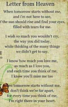 Grieving Friend