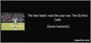 DaVinci Code Quotes