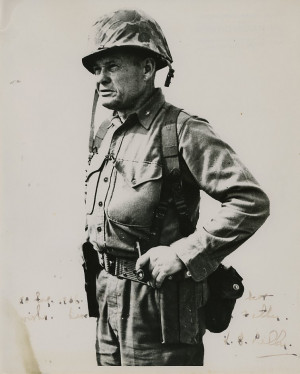 chesty puller quotes on leadership