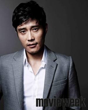 Lee Byung Hun Korean Actor...
