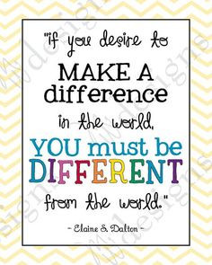 for Special Needs Kids - And the Rest of Us! Elaine Dalton quote ...