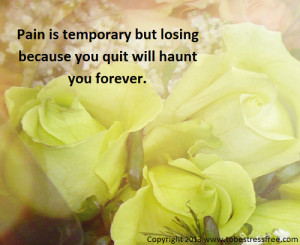 motivational quotes on pain