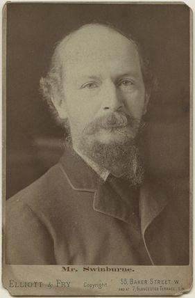 Quotes by Algernon Charles Swinburn