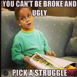 the Cosby Show? Baby Raven Symone has one of the most popular memes ...